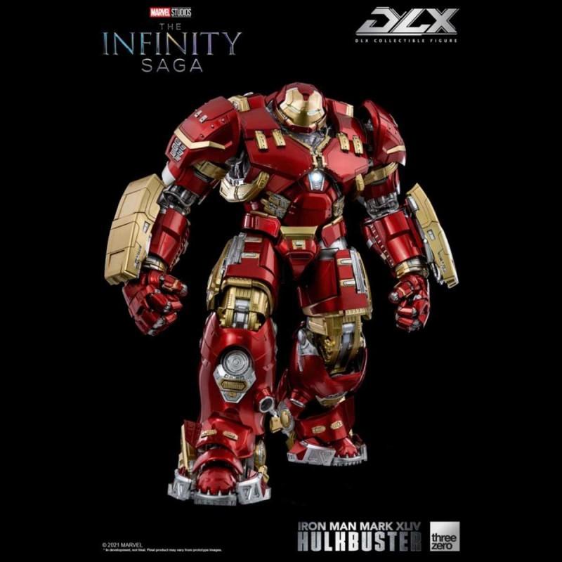 Hulkbuster - Avengers: Infinity Saga - 1/12 Scale DLX Actionfigur