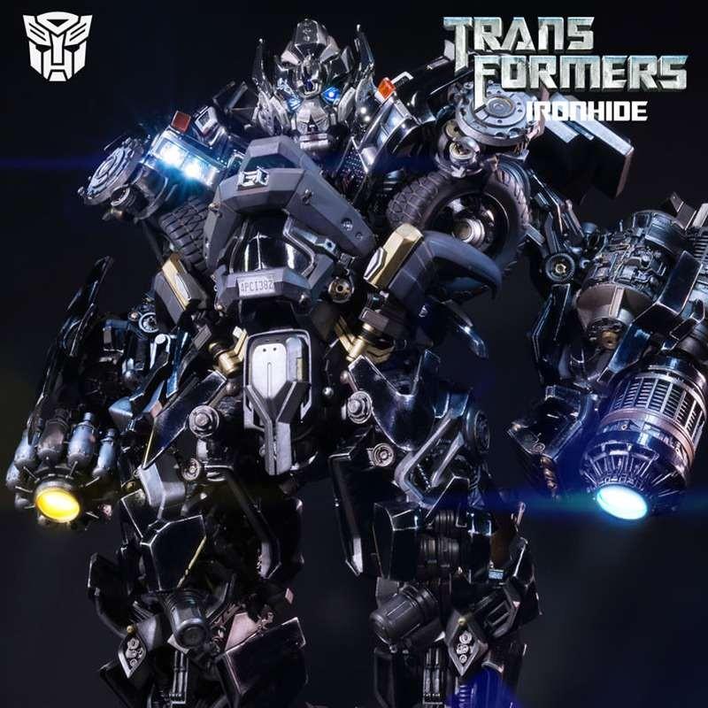 Ironhide - Transformers - Museum Master Line Statue