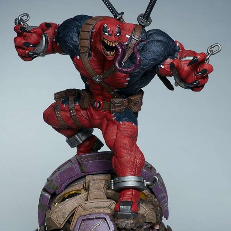 Venompool - Marvel: Sturm der Superhelden - 1/3 Scale Statue