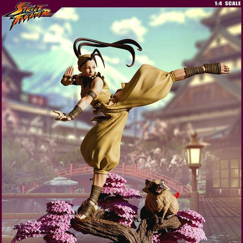 Ibuki PCS Exclusive - Street Fighter - 1/4 Scale Statue