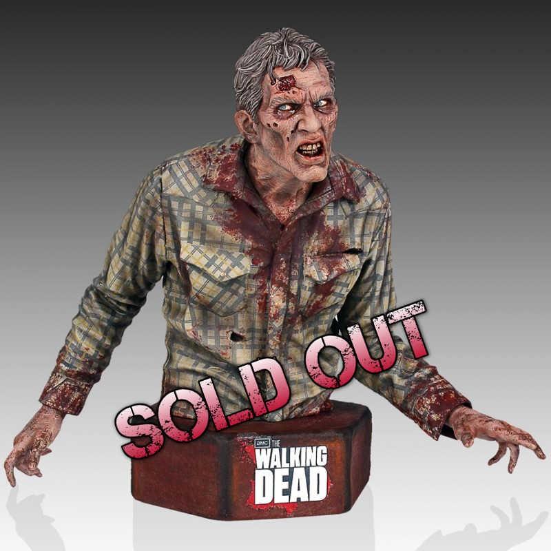 Sophia Stalker Walker Zombie - The Walking Dead - Büste 1/6