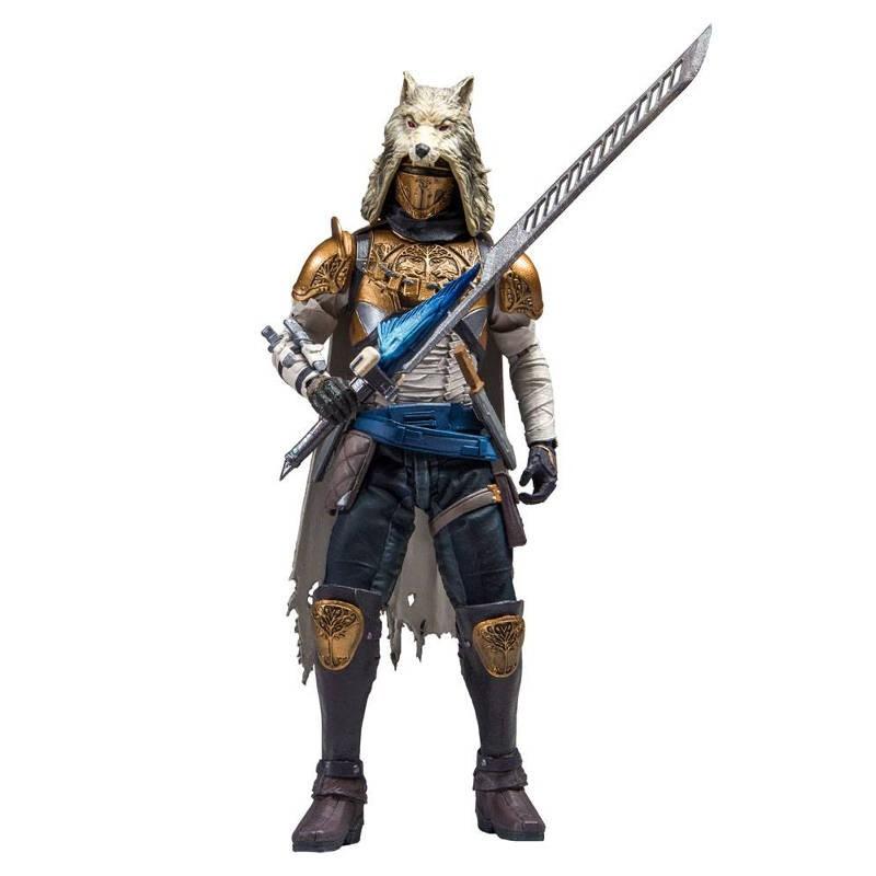 Iron Banner Hunter (Million Million Shader) - Destiny - Color Tops Actionfigur