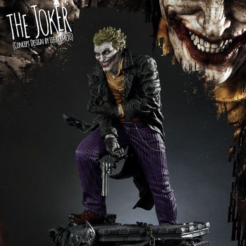 The Joker by Lee Bermejo - DC Comics - 1/3 Scale Statue
