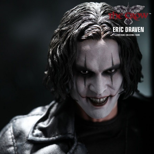 Eric Draven - The Crow - 1/6 Scale Action Figur