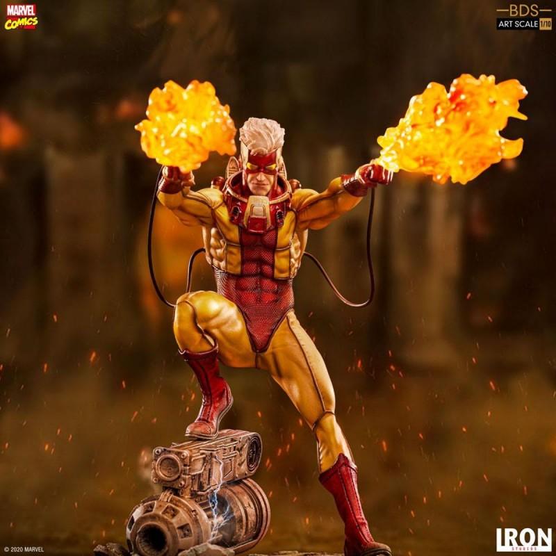 Pyro - Marvel Comics - 1/10 BDS Art Scale Statue