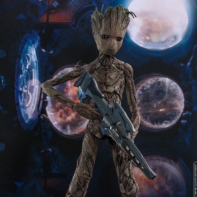 Groot - Avengers Infinity War - 1/6 Scale Figur