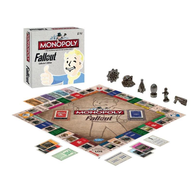 Fallout - Monopoly - Brettspiel