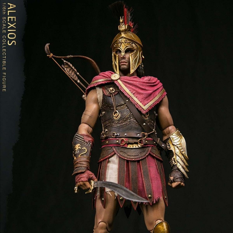 Alexios - Assassin's Creed Odyssey - 1/6 Scale Figur