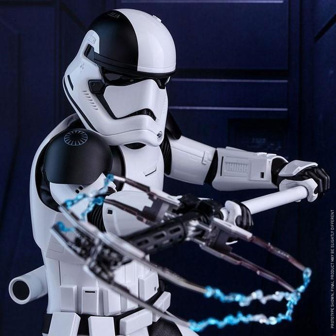 Executioner Trooper - Star Wars: The Last Jedi - 1/6 Scale Figur