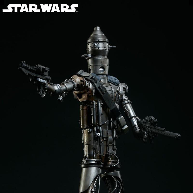 IG-88 - Star Wars - 1/6 Scale Exclusive Figur