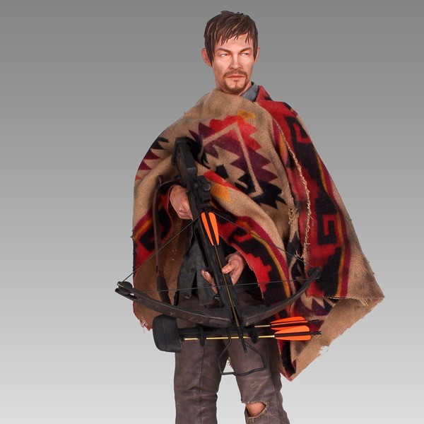 Daryl Dixon - The Walking Dead - 1/4 Scale Statue