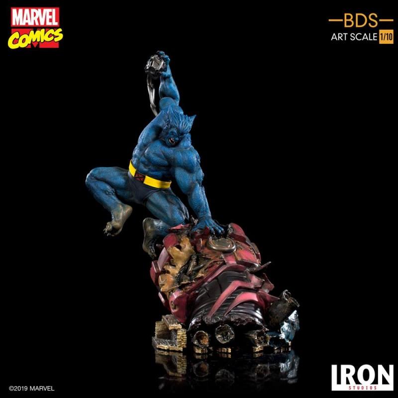 Beast - Marvel Comics - 1/10 BDS Art Scale Statue
