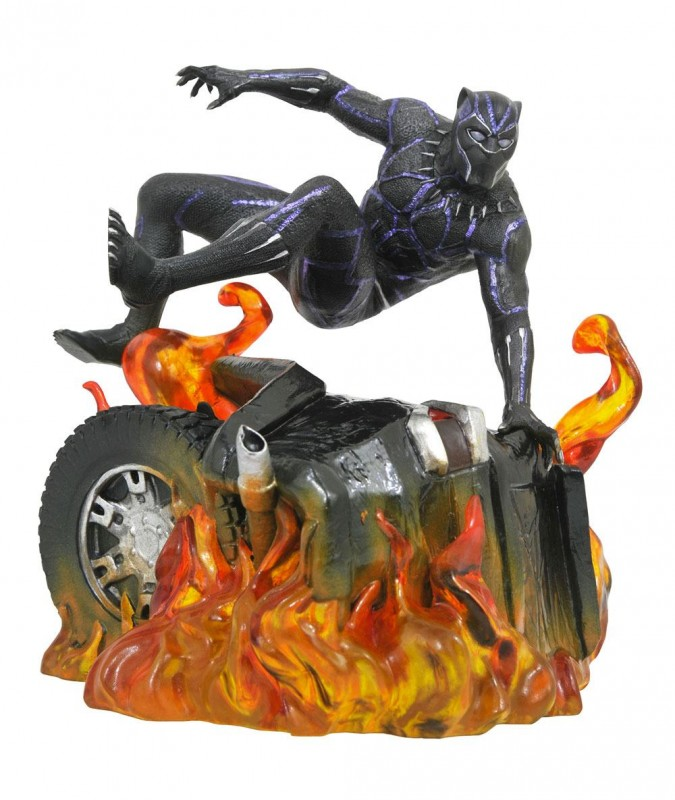 Black Panther Version 2 - Marvel Gallery - PVC Statue