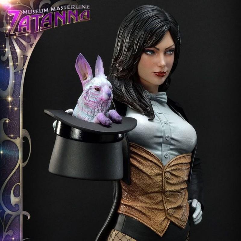 Zatanna (Justice League Dark) - DC Comics - 1/3 Scale Museum Masterline Statue