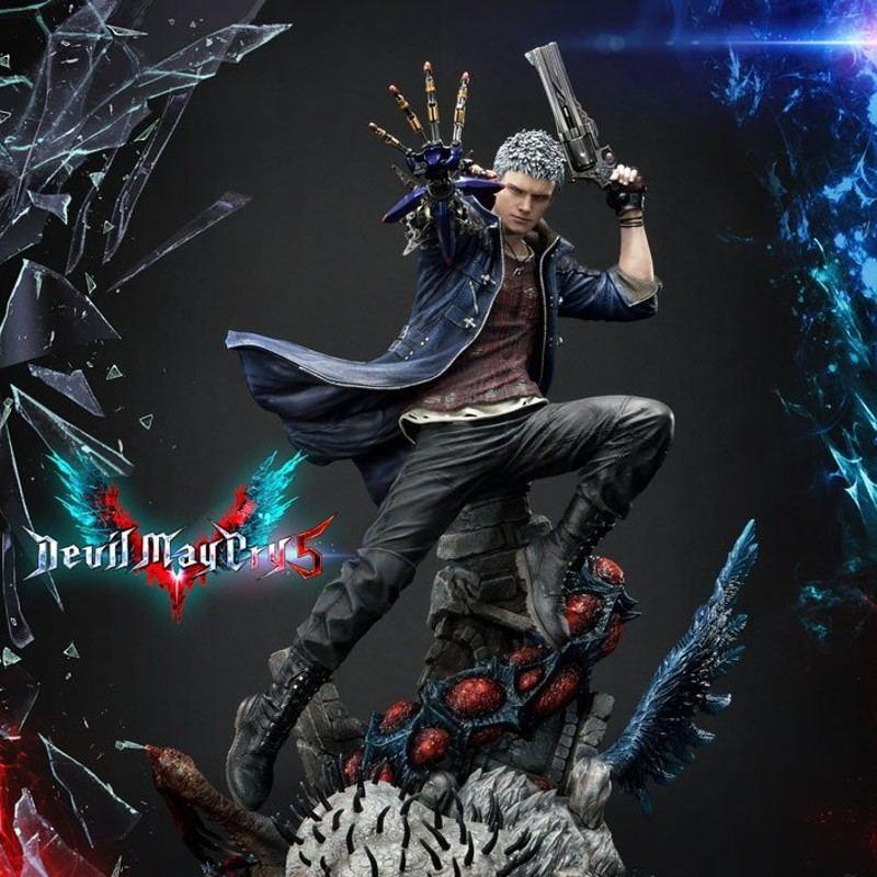 Nero - Devil May Cry 5 - Polystone Statue
