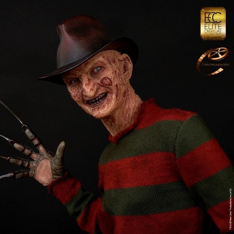 Freddy Krueger - A Nightmare on Elm Street - 1/3 Scale Maquette