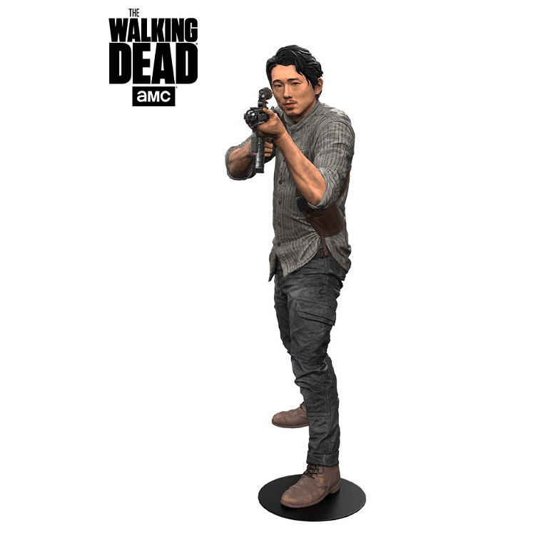 Glenn Rhee - The Walking Dead - Deluxe Actionfigur