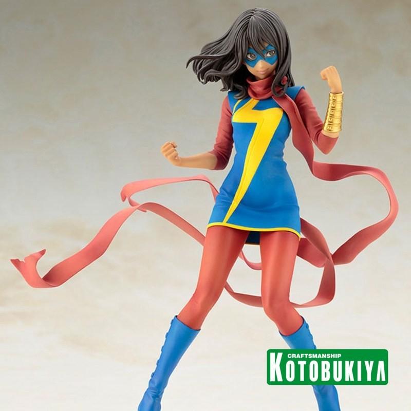 Ms. Marvel (Kamala Khan) - Marvel - Bishoujo PVC Statue
