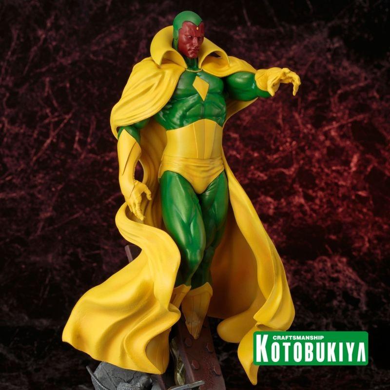 Vision - Marvel Comics - 1/6 Scale Fine Art Statue