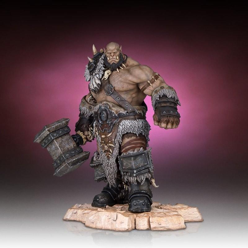 Orgrim - Warcraft The Beginning - Statue 33cm