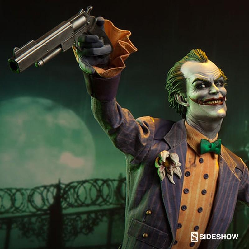 Joker - Arkham Asylum - Premium Format Statue