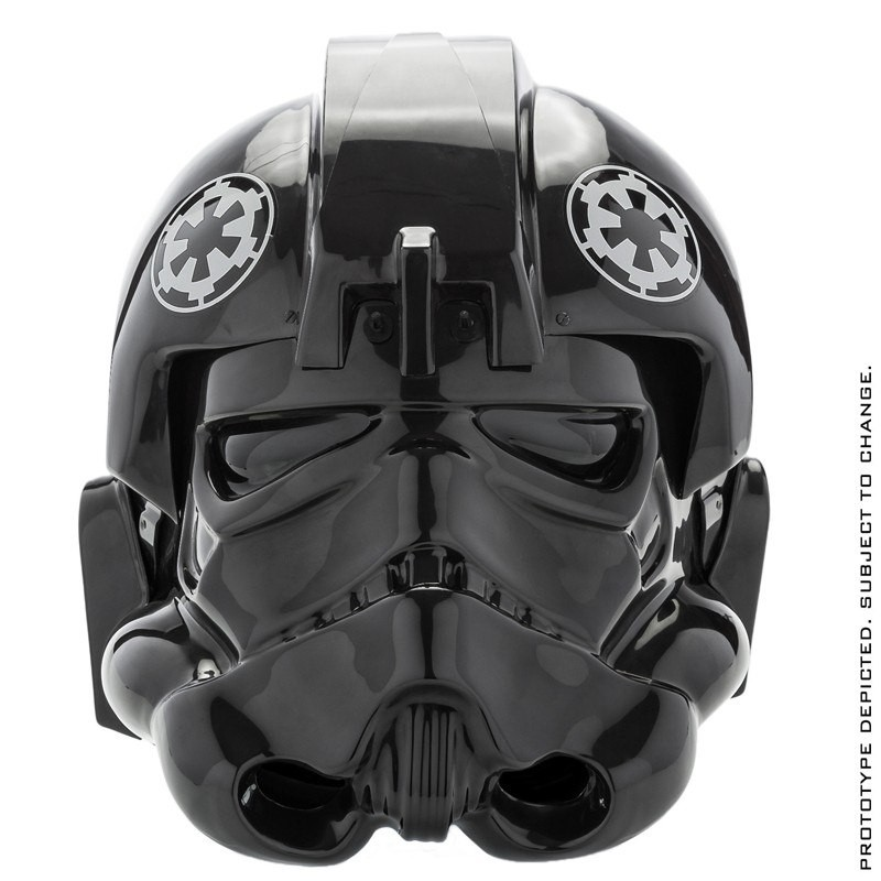TIE Fighter Pilot Helm Standard Version - Star Wars - 1/1 Replik