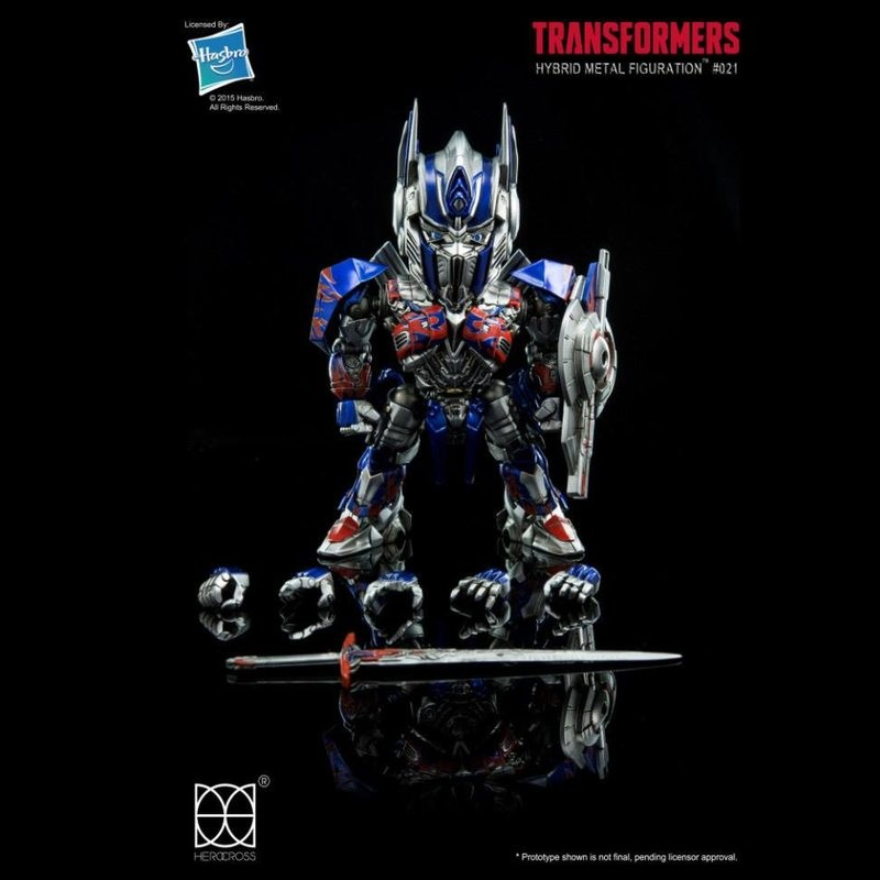 Optimus Prime - Transformers - Hybrid Metal Figuration