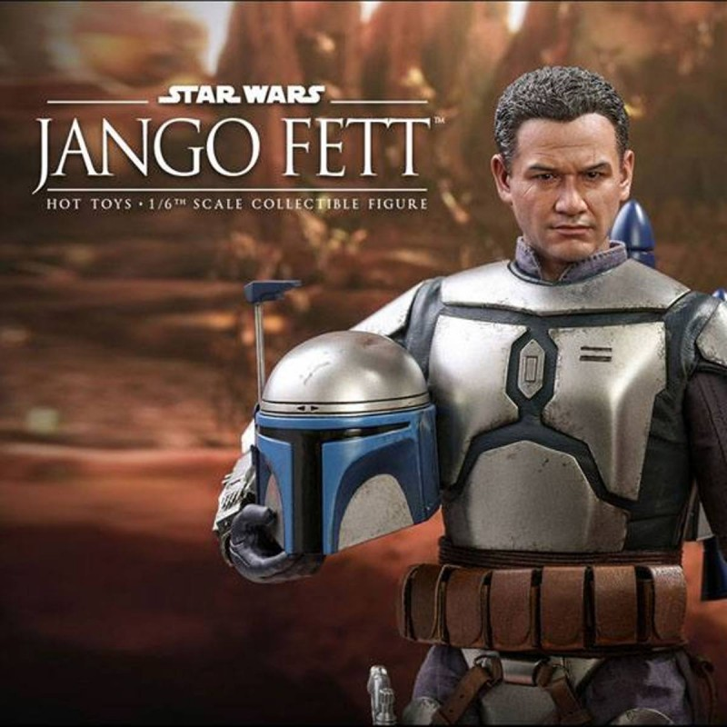 Jango Fett - Star Wars Episode II - 1/6 Scale Figur