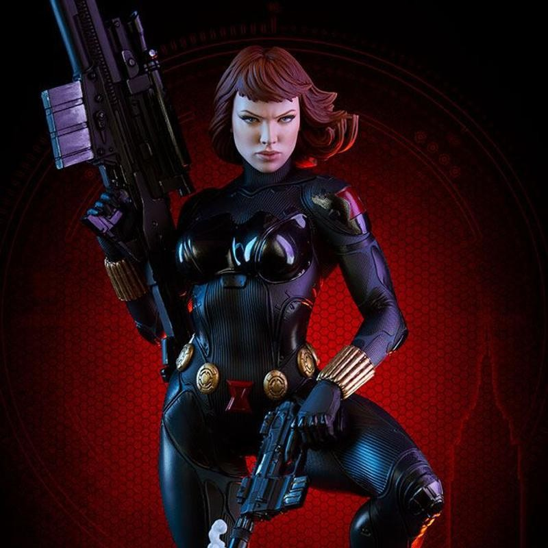 Black Widow - Marvel Comics - Premium Format Statue