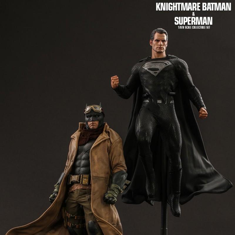 Knightmare Batman and Superman - Zack Snyder's Justice League - 1/6 Scale Figuren Set