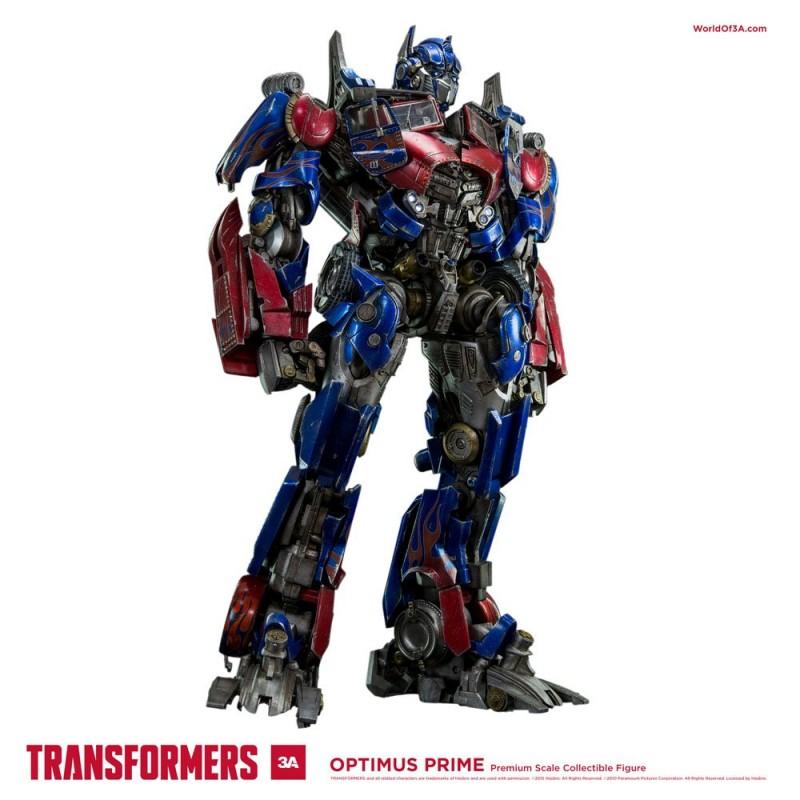 Optimus Prime - Transformers - 1/6 Scale Action Figur