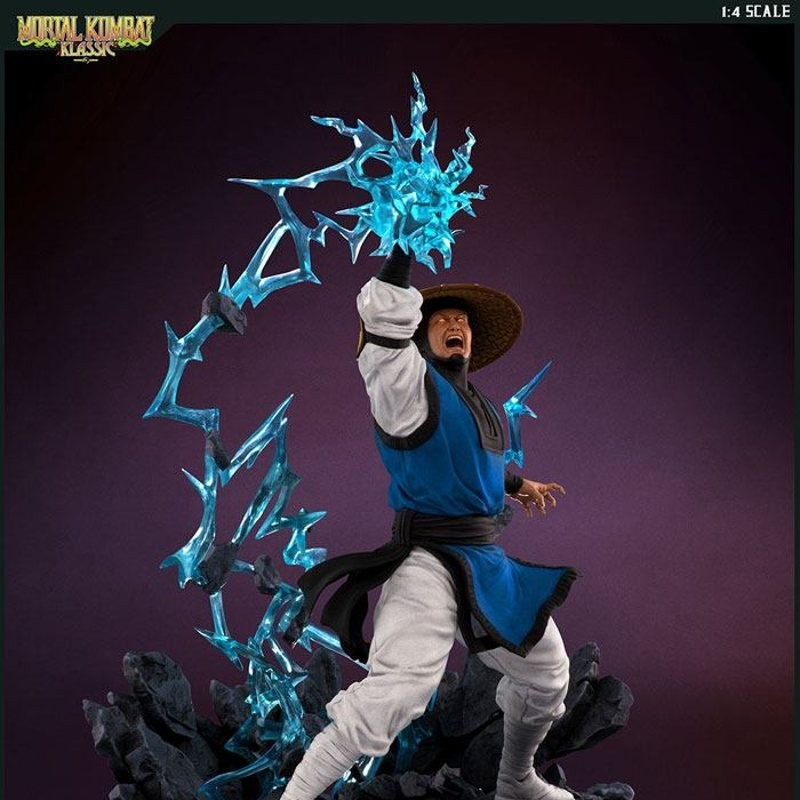 Raiden - Mortal Kombat - 1/4 Scale Regular Statue