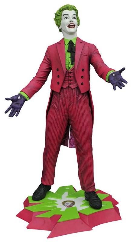 The Joker (Batman 1966) - DC Comics - Premier Collection Statue