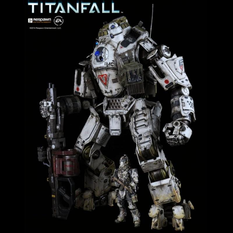 Atlas - Titanfall - Actionfigur 51 cm