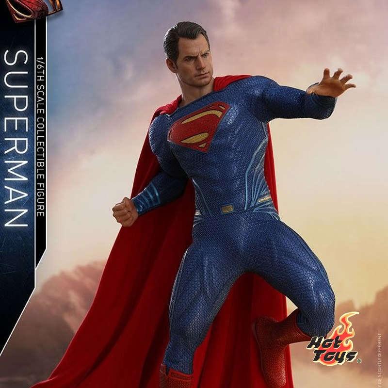 Superman - Justice League - 1/6 Scale Figur