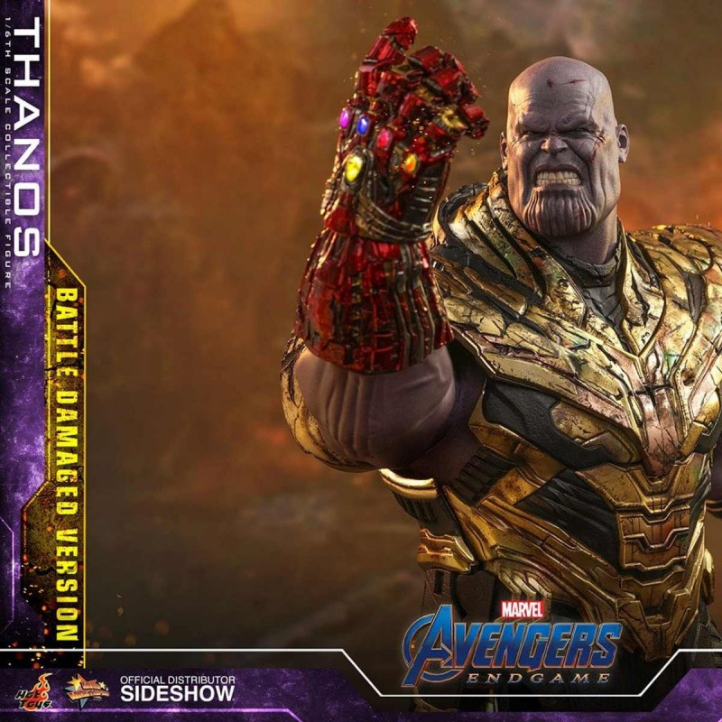 Thanos Battle Damaged Version - Avengers: Endgame - 1/6 Scale Figur