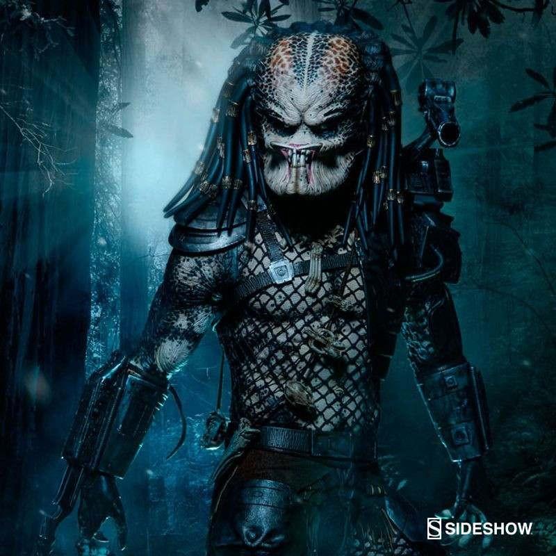 Jungle Hunter Predator - Predator - Maquette 70 cm
