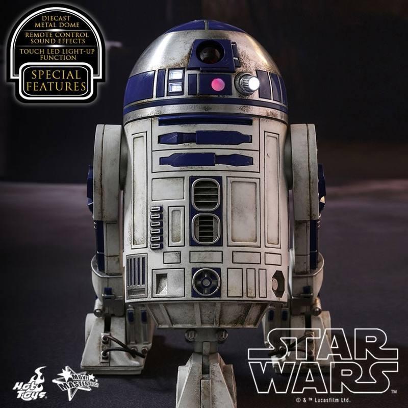 R2-D2 - Star Wars Episode VII - 1/6 Scale Figur
