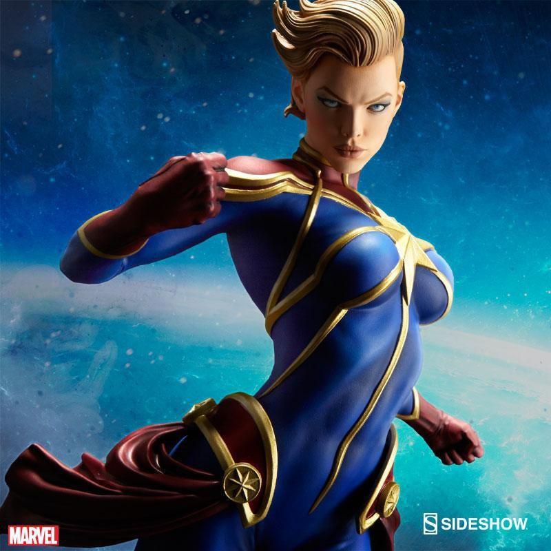 Captain Marvel - Marvel - Premium Format Statue