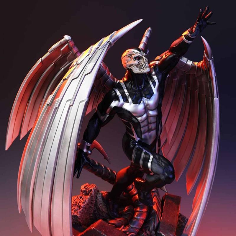 Archangel (X-Force) - Marvel Comics - 1/4 Scale Premium Statue