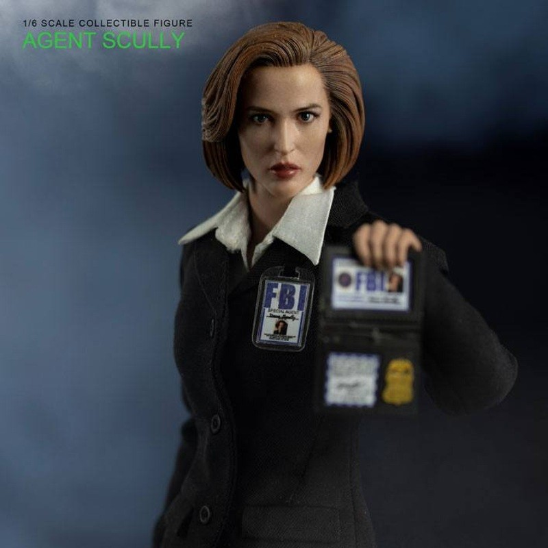 Agent Scully - Akte X - 1/6 Scale Figur