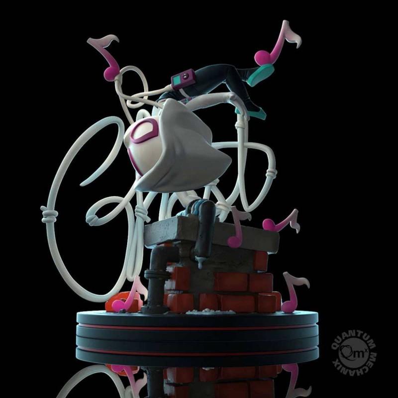 Ghost-Spider - Marvel - Q-Figur 10cm