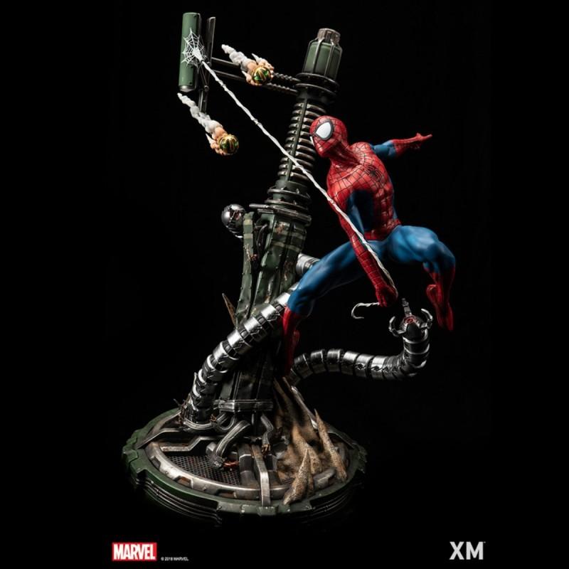 Spiderman - Marvel Comics - 1/4 Scale Premium Statue
