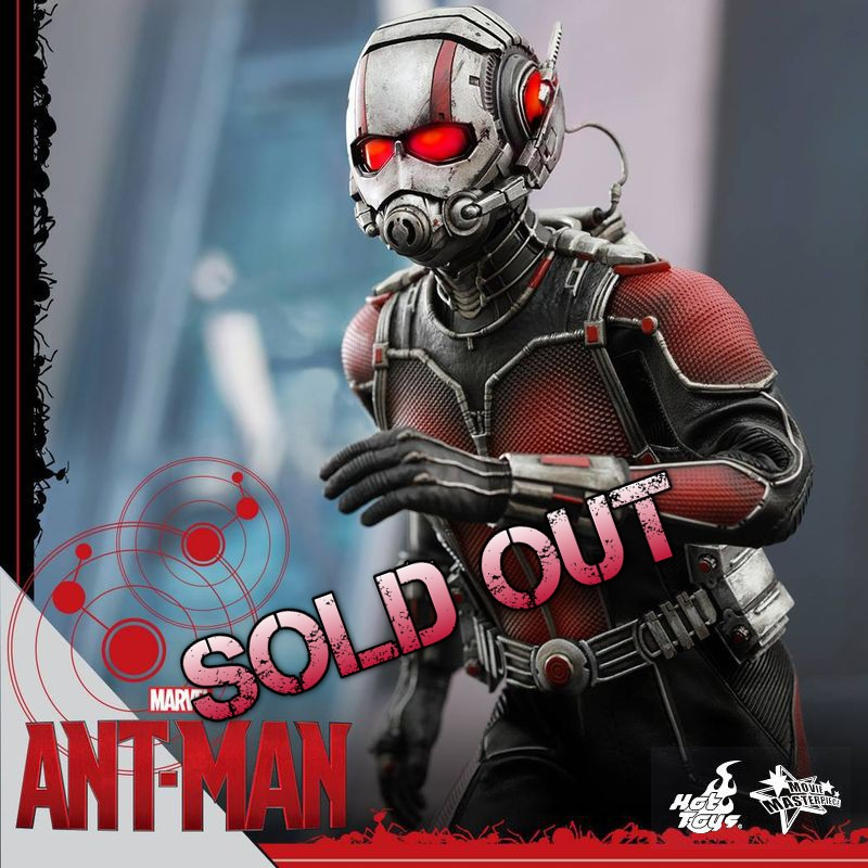 Ant-Man - Ant-Man - 1/6 Scale Action Figur