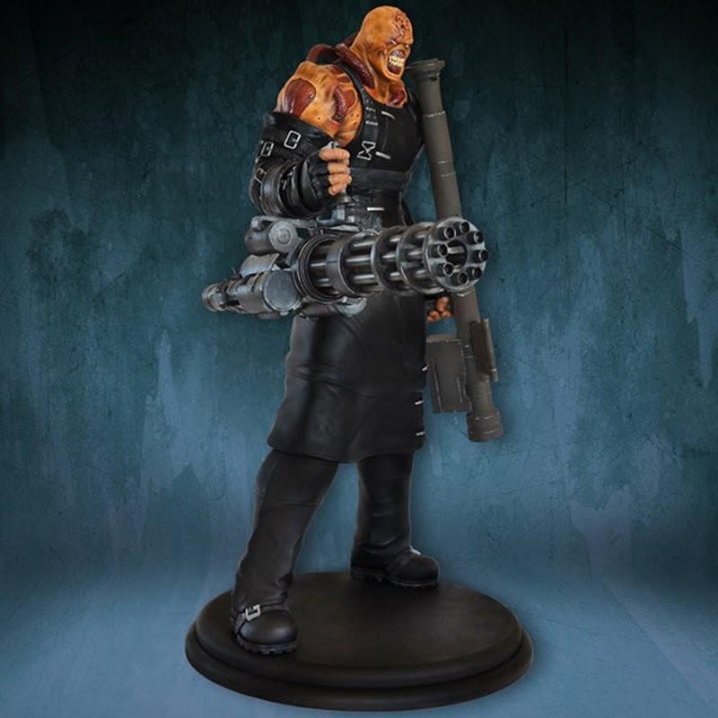 Nemesis - Resident Evil - 1/4 Scale Statue
