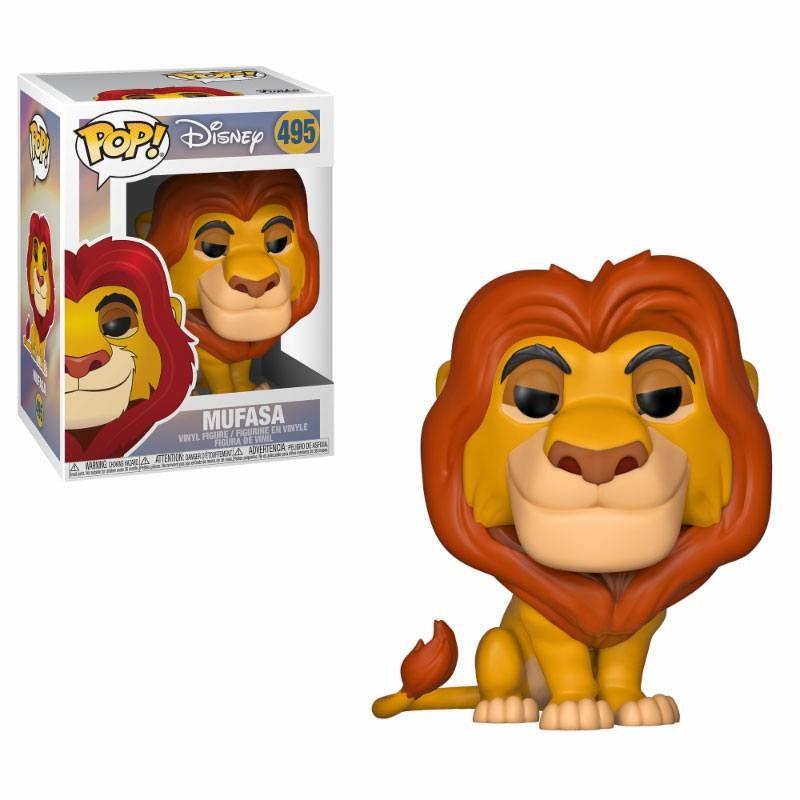 Mufasa - König der Löwen - Disney POP! Vinyl Figur