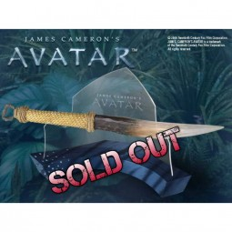 Avatar Na'vi Braided Dagger Replik 1/1