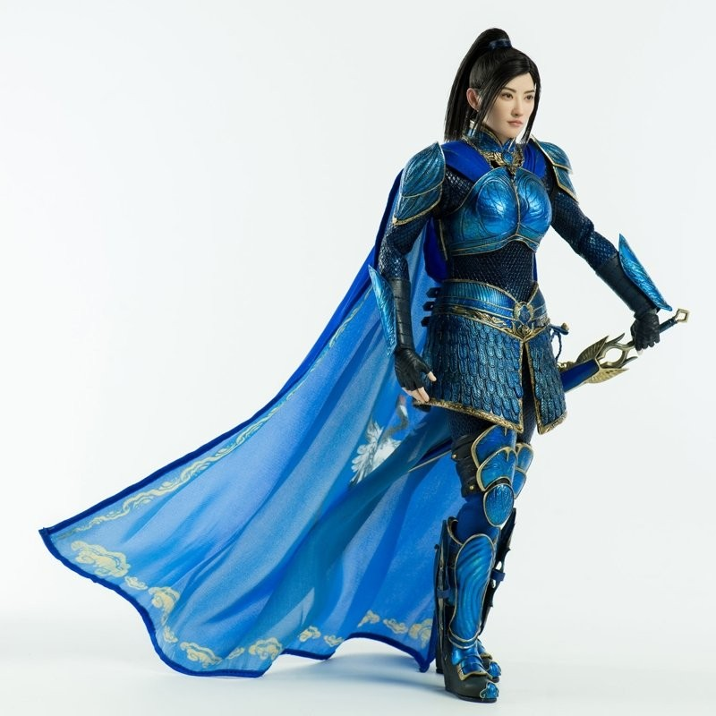 Commander Lin Mae - The Great Wall - 1/6 Scale Figur