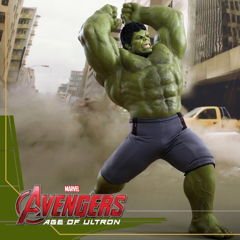Hulk - Age of Ultron - 1/6 Scale Deluxe Collectible Set