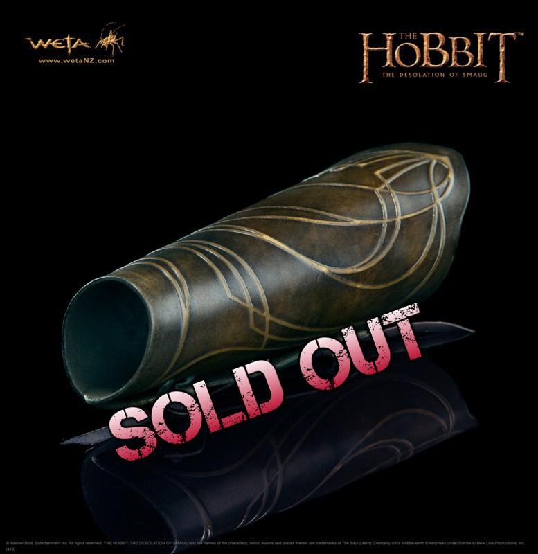 Armschiene von Legolas - Der Hobbit - 1/1 Replik